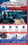 Heart of Texas Shooting Center Indoor Range – Grand Opening April 17th!