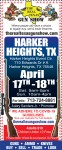 GUN SHOW! April 17th & 18th Saturday from 9am – 5pm, Sunday from 10am – 4pm @ Harker Heights Event Center, 710 Edwards Drive # A, Harker Heights, TX Texas 76548.
